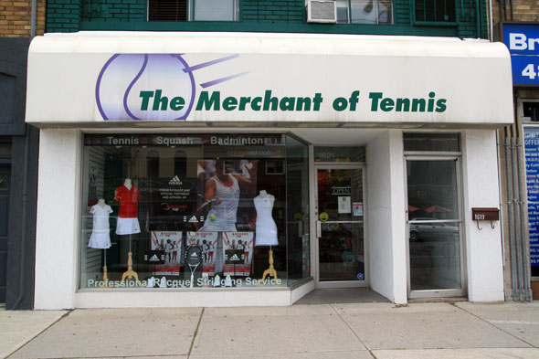 The Merchant of Tennis