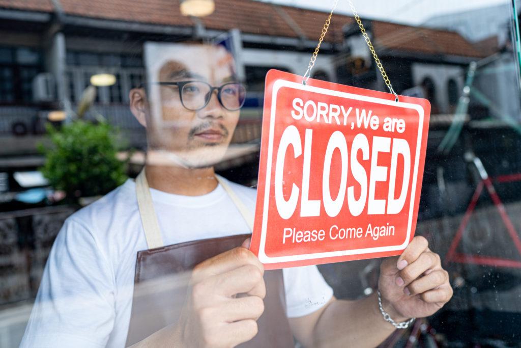 Closed SMB - COVID-19