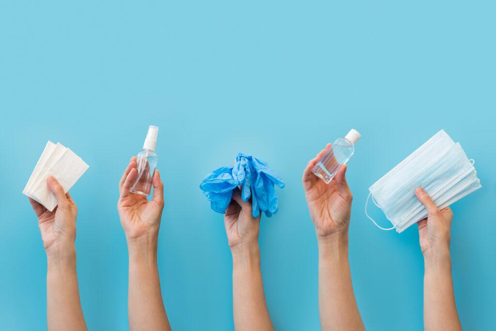 PPE-hands-sanitizer-gloves-masks-loan